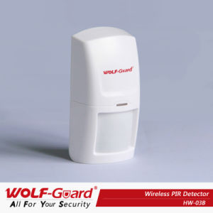 2013 New Wireless PIR Detector pictures & photos