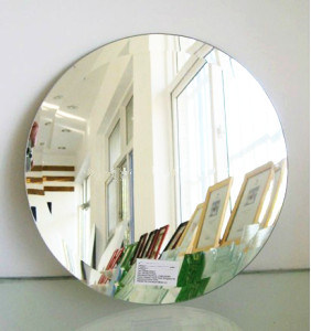 2mm-6mm Decorative Beveled Bathroom Mirrors (JINBO) pictures & photos