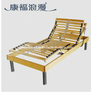 Slat Electric Adjustable Bed (comfort 800) pictures & photos