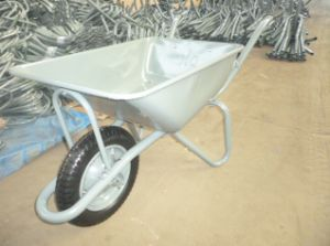 White Tay for Wheel Barrow (3 in 1) pictures & photos