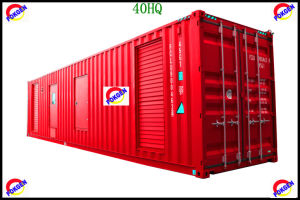 Soundproof Container Generator pictures & photos