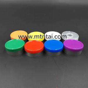 20mm Flip off Caps in Transparent Color FC2002, 500PCS Per Batch pictures & photos