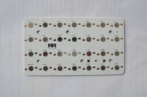 Double -Singled Board with Immersion Silver PCB pictures & photos