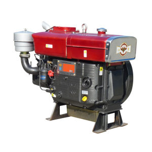 14HP S195 Water Cooled Single Cylinder Diesel Engine