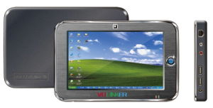 7 inch Touch Screen Tablet UMPC (U712P)