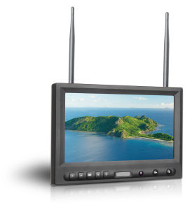 Dual 32 Channel 5.8GHz 8 Inch Video Monitor pictures & photos