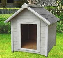2016 Cheap Outdoor Wooden Pet House pictures & photos