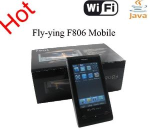 Fly-Ying WiFi TV Java Mobile Phone With Polish Czech Dutch (F806)