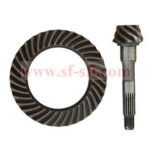 Drive Gear, Differerntial Gear, Crown Wheel & Pinion (SUZUKI ST90)
