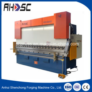 We67k-63tx1600mm Plate Hydraulic CNC Press Brake pictures & photos