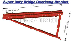 Bridge Overhang Bracket pictures & photos