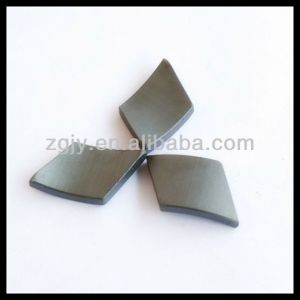 Super Strong Ferrite Magnet Tile by Joint-Mag pictures & photos