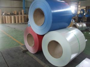 PPGI/Prepainted Galvanized Steel Coil/Colored Steel Coil pictures & photos