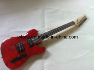 7string String Through Body Tele Electric Guitar pictures & photos