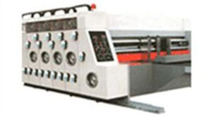 Gyk Series of Automatic High-Speed Plexo Print Slotting Die-Cutter
