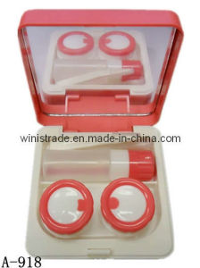 Contact Lens Case/ Optical Lens Box/ Contact Lens Kit (A-918)