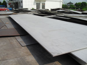 Stainless Steel Plate AISI 321