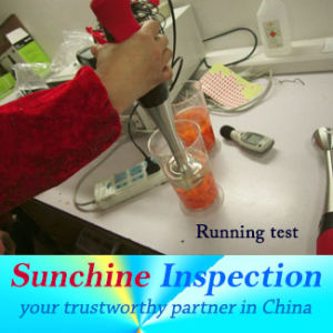 Cookware and Electric Appliances Inspection pictures & photos