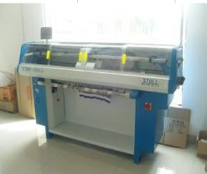 Computerized Flat Collar Knitting Machine (TSM-915) pictures & photos