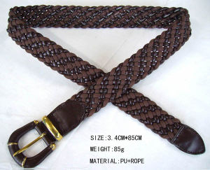 Fashion Knitted Belts