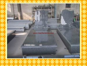 Granite Gravestone & Headstone / Europe Tombstone & Monument