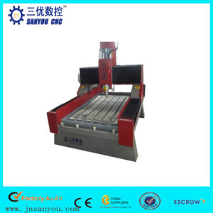 Marble CNC Router Machine with 5.5kw Spindle