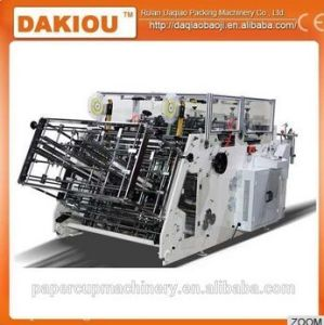 Dakiou Automatic Paper Chips Box Machine pictures & photos