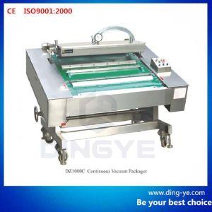 Continuous Vacuum Sealer (Dz-1000C) pictures & photos
