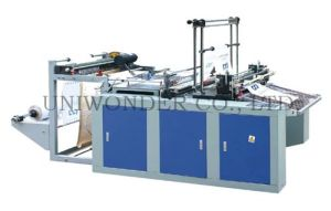 Heating Sealing and Cold Cutting Bag Making Machine (GFQ-600/700/800)