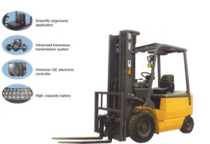 Electric Forklift Trucks pictures & photos