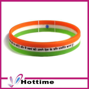 Fashion Silicone Energy Bracelet (CP-GJ-SH-002) pictures & photos