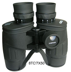 7X50 Best Military Binoculars with Compass (8TC/7X50) pictures & photos