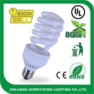 Energy Saving Bulb, Energy Saving Light, CFL (half spiral) pictures & photos