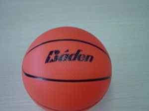 Mini Basketball Made of Environmentally Safe Material