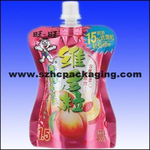 Standing Pouch Bag With Spout