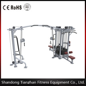 Multifuctional Exercise Gym Equipment/Factory Wholesale Crossfit Fitness Machine//5 Multi-Station/Tz-4009 pictures & photos