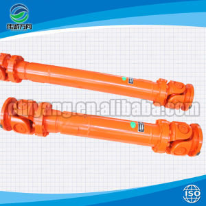 High Quality Steel Spline Shaft Coupling