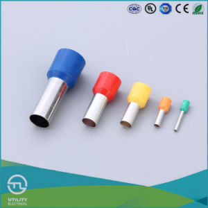 Pre-Insulated Copper Tubular Cable Lugs Purple Material pictures & photos