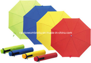 3 Fold Advertising Umbrella (8029)