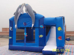 Animal Shape Custom Made Inflatable Jumping House pictures & photos
