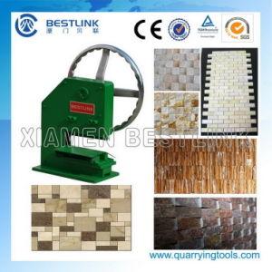 Cultured Stone Veneer Mosaic Cutting Machine pictures & photos