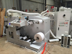 Rtry-420A Single Color PVC Plastic Printing Machine with UV Dryer pictures & photos