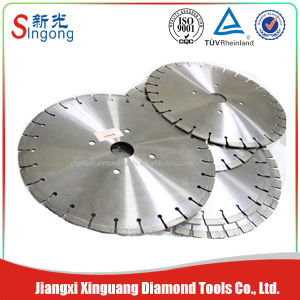Diamond Blade for Granite Stone Cutting Silent pictures & photos
