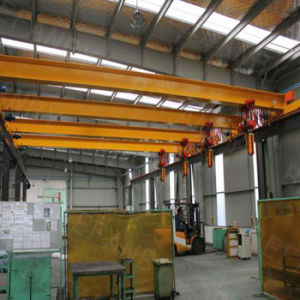 Electric 5t Hoist Crane with Single Beam pictures & photos