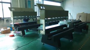 Touch Screen/Button Panel Control System Acrylic Polishing Machine pictures & photos