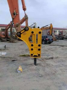 Silence Type Hydraulic Breaker for 18-26ton Excavator pictures & photos