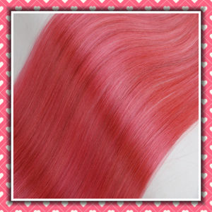 100% Human Hair Virgin Remy Skin Weft Silky 20inch pictures & photos