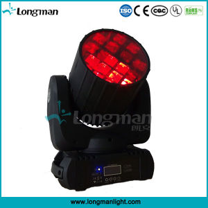 Full RGBW Zoom LED Moving Head Stage Light Price pictures & photos