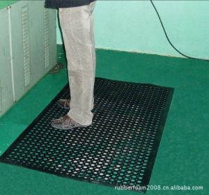 Oil Resistance Rubber Mat, Anti-Static Rubber Mat, Cow Horse Matting pictures & photos