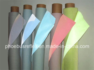 Colored Reflective Material En471 Fabrics pictures & photos